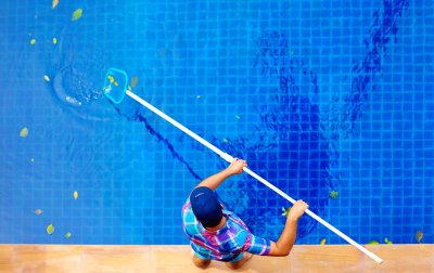 Keeping Pests Out of Pools